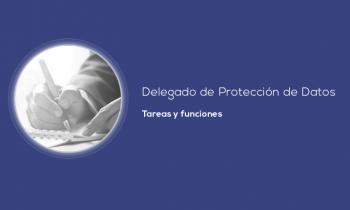 Tareas del Delegado de Protección de Datos