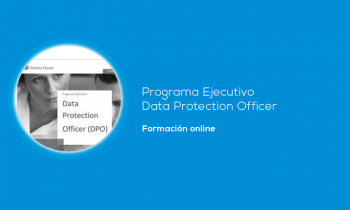 Programa Ejecutivo Data Protection Officer online de Wolters Kluwer